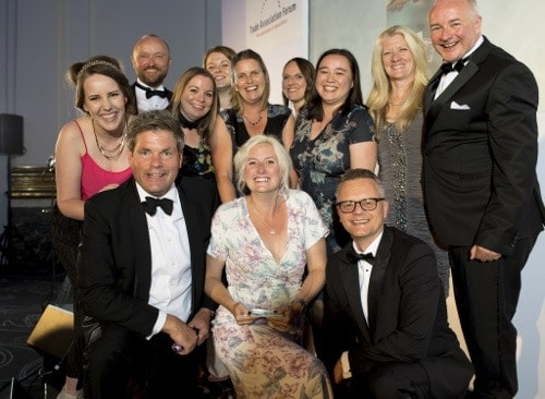 Photo of Success for HTA National Plant Show at Best Practice Awards