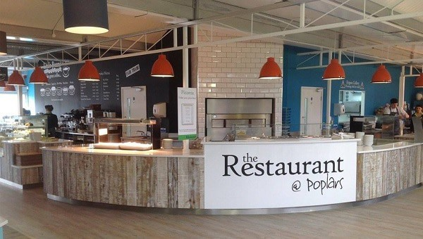 Photo of Garden centre expands with new restaurant