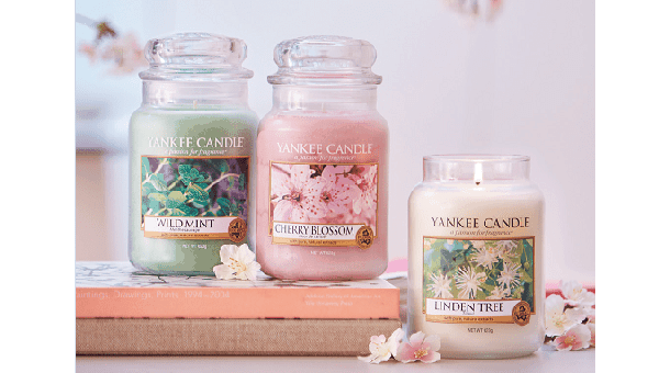 Photo of New fragrances launched at Yankee Candle