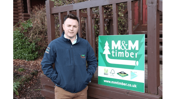Photo of M&M Timber awarded WPA benchmark quality accolade