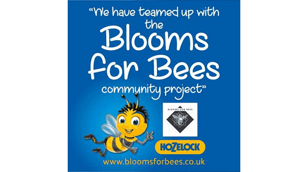 Photo of Hozelock announce partnership with Blooms for Bees