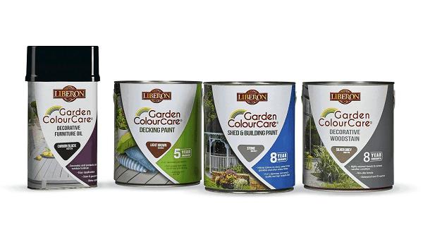 Photo of Liberon launches Garden ColourCare range