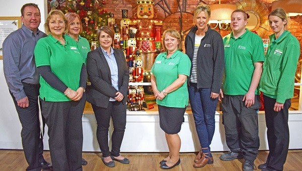 Photo of Tong Garden Centre launches staff reward and recognition scheme