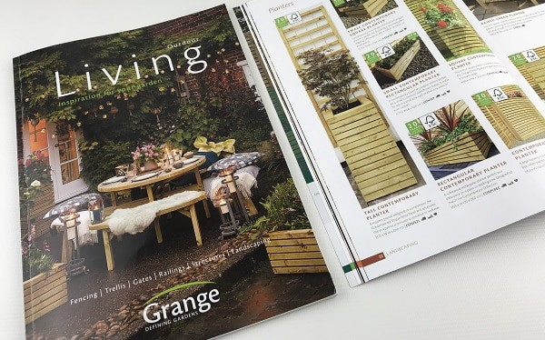 Photo of Grange Fencing introduces new consumer-facing brochure