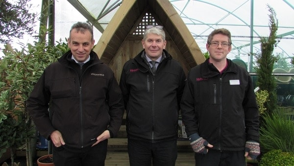 Two added to Highfield Garden World planteria team