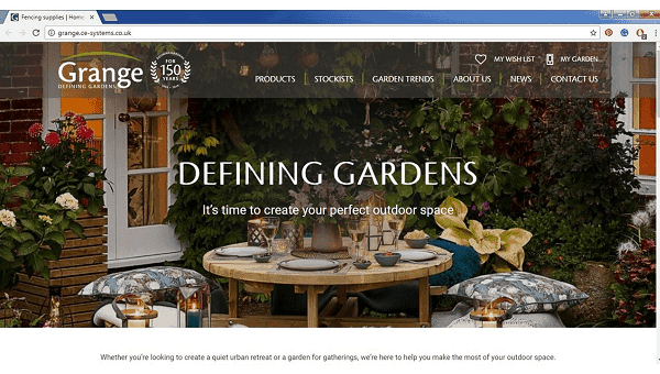Photo of Grange launches new interactive website for Spring