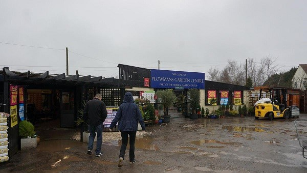 Photo of Owner of Plowmans Garden Centre in West Parley goes into administration