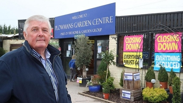 Photo of Plowmans Garden Centre in West Parley 'will remain open'