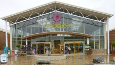Photo of Dobbies Garden Centre in Stirling targeted by thieves for fourth time in a year