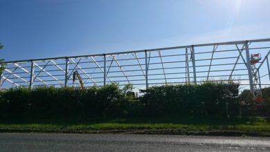 Photo of Temporary garden centre in Stokesley divides opinion