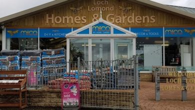 Photo of Thieves take charity tins at Loch Lomond Homes and Gardens Centre