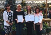 Photo of GCA Scotland and  N. Ireland regional winners revealed