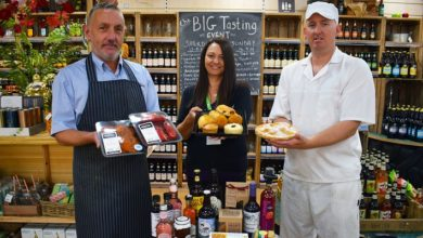 Photo of Tong Garden Centre to hold a food event for British Food Fortnight