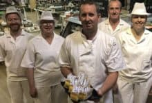 Photo of Tong Garden Centre baker shortlisted in national bakery competition