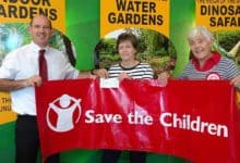 Photo of Paradise Park Garden Centre supports Save The Children