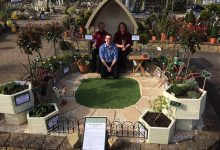 Photo of Squires centres compete in easy gardening competition