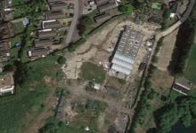 Photo of Garden centre site on Green Belt to be uses for housing