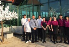 Photo of Growth, Michelin chefs and catering college link for Highfield Garden World