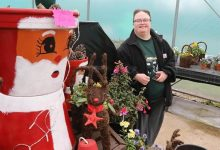 Photo of Garden centre work helps people with disabilities to blossom