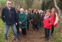Photo of Brackenwood Garden Centre charity walks raise more than £1,200