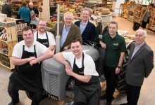Photo of Colemans Garden Centre opens extension after £5m investment