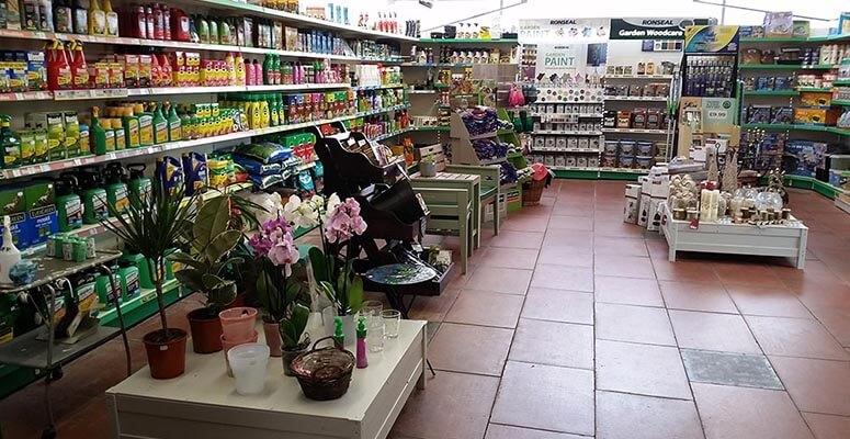 Garden Centre Ovverstrand