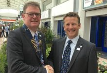 Photo of Boyd Douglas-Davies appointed as HTA President