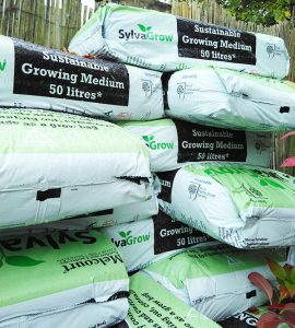 Sylvagrow peat free compost