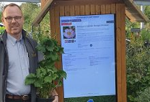 Photo of Fakenham Garden Centre customers use tech to source plants