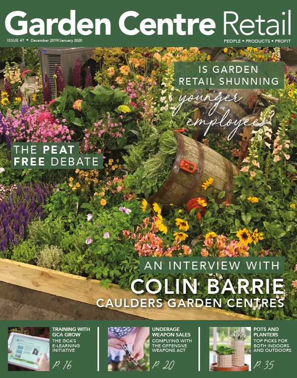 Garden Centre Retail December/ January