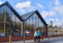 Photo of Laylocks garden centre's 470m² extension completes