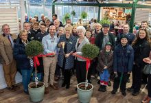 Photo of Notcutts St Albans celebrates new-look garden centre and restaurant