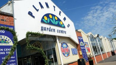 Photo of Planters Garden Centre in Tamworth closes