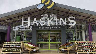 Photo of Stagecraft Display Ltd shows why it's the garden retail display specialists