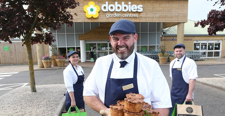Photo of Dobbies welcomes award-winning butcher to Edinburgh store
