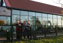 Photo of Change at the top for Gloucestershire garden centre