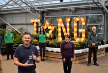 Photo of Tong Garden Centre wins Outstanding Employer award