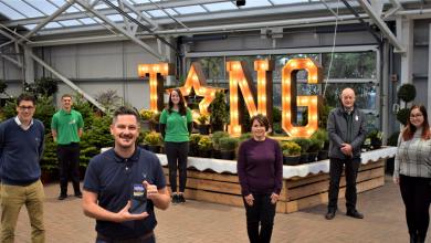 Photo of Tong Garden Centre wins Outstanding Employer award