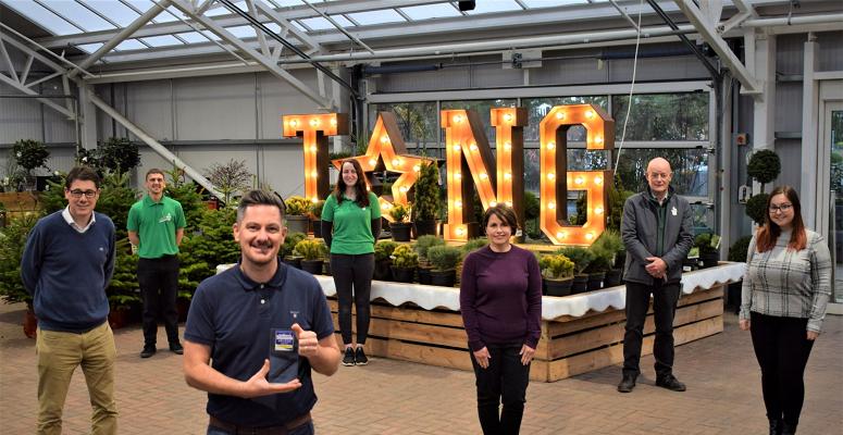 Tong Garden Centre Wins Outstanding Employer Award Garden Centre Retail