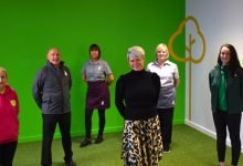 Photo of Tong Garden Centre keeps it local for new uniform
