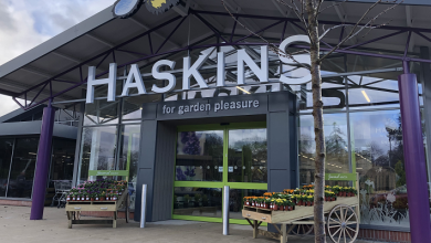Photo of Promotion for Haskins Garden Centre's catering manager