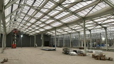 Photo of Biggest garden centre in Denmark almost complete