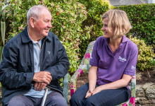 Photo of Dobbies release podcast to mark first Stroke Prevention Day