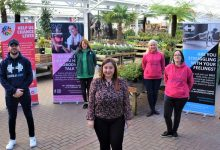 Photo of Tong Garden Centre supports mental health charity