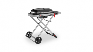 Photo of Weber launches its Traveler™ Portable Grill