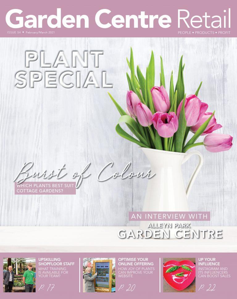 Garden Centre Retail December/January