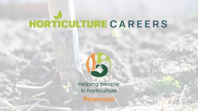 Photo of Horticulture Careers partners with Perennial for March