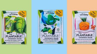 Photo of First-ever plantable book company launches new Herb Hero series