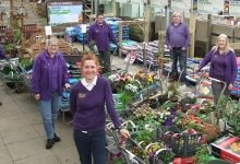 Photo of Edinburgh garden centre rooting for reopening