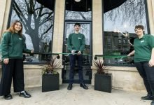 Photo of England's first Little Dobbies store opens its doors